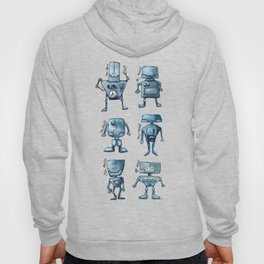 We Are All Robots Hoody
