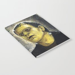 Frankenstein: LIGHT Notebook