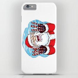 Santa Claws iPhone Case