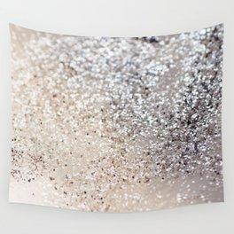 Sparkling GOLD Lady Glitter #6 #decor #art #society6 Wall Tapestry
