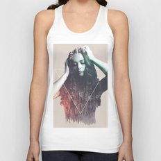 Silence of the Nature Unisex Tank Top