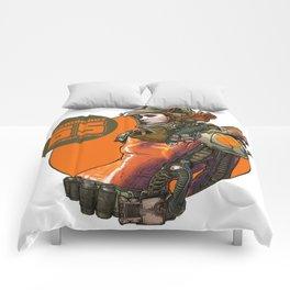 KOSMONAUT 05 Comforters