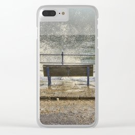 No View Today Clear iPhone Case