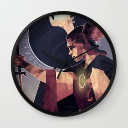 Die Walküre (The Valkyrie) Wall Clock