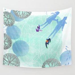 Skating Wall Tapestry
