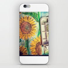 Paint a Brighter Day iPhone & iPod Skin