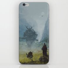 brothers in arms - worlord  iPhone & iPod Skin