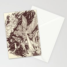 A Geek Legend Stationery Cards