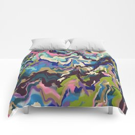 Techno Wave Comforters