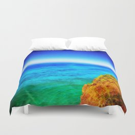 Caba Beach Duvet Cover