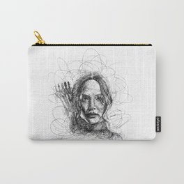 The Mockingjay Lives Carry-All Pouch
