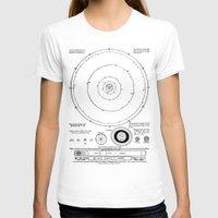 solar system T-shirts featuring Solar System by Public Demesne