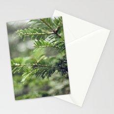 Quelque-chose de vert Stationery Cards