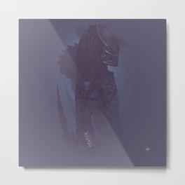 Predator 02 Metal Print