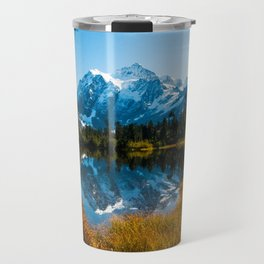 Fall Reflection Travel Mug