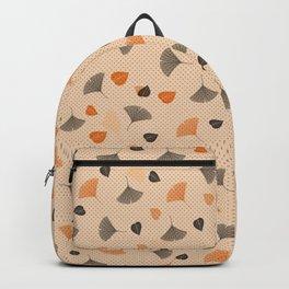 ginko biloba leave pattern Backpack