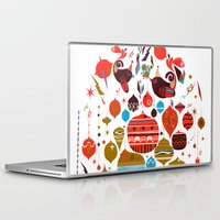 xmas Laptop & iPad Skins featuring xmas by echo3005