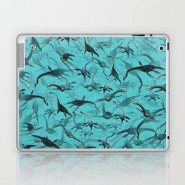 Plesiosaurus Laptop & iPad Skin