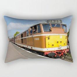 Diesel loco 5830 Rectangular Pillow