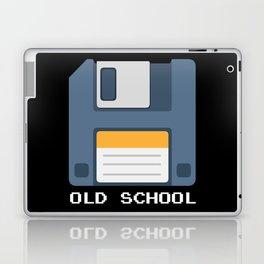 Old School Computer Floppy Diskette Laptop & iPad Skin
