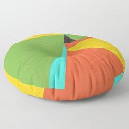 Poligonal 247 Floor Pillow