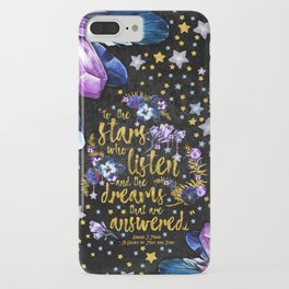 A Court of Mist and Fury - To The Stars iPhone Case