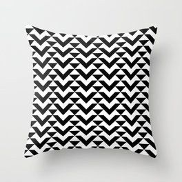 BW Tessellation 6 1 Throw Pillow