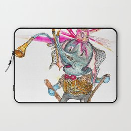 Whoopdeedodahh Laptop Sleeve