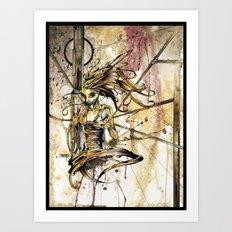 RELIC Art Print
