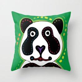 SERGE-PICHII-PANDEMIA_0001 Throw Pillow