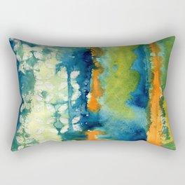 Aquamarine Dreams Rectangular Pillow
