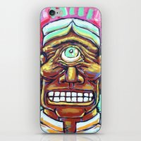 cyclops iPhone & iPod Skins featuring CYCLOPS by Jamil Zakaria Keyani