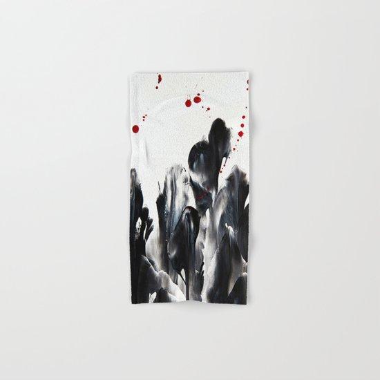 Blood and Tears Hand & Bath Towel