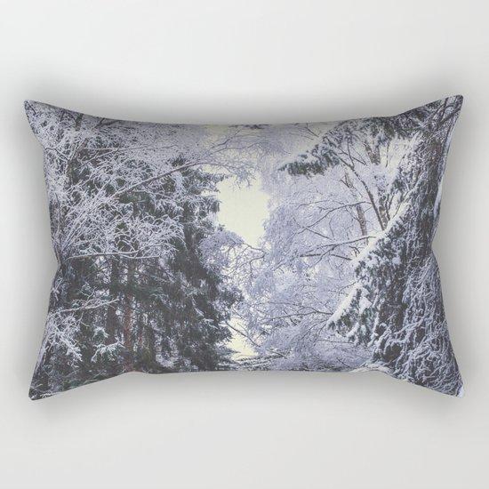 Freezing rastafaris Rectangular Pillow