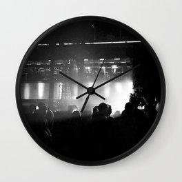 Spotlight.1 Wall Clock