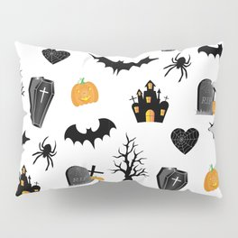 Halloween Pattern Pillow Sham