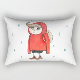 little red riding Rectangular Pillow