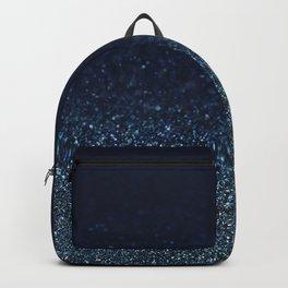 Shiny Glittered Rain Backpack