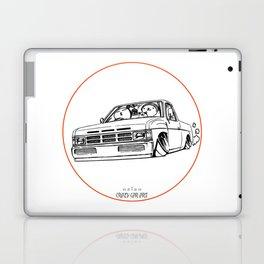 Crazy Car Art 0207 Laptop & iPad Skin