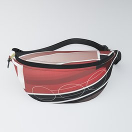 Steam Locomotive Fanny Pack
