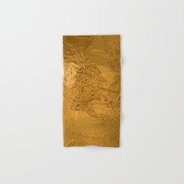 Sherlock - Gold Hand & Bath Towel