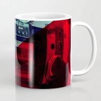 sound Mugs featuring Sound by sysneye