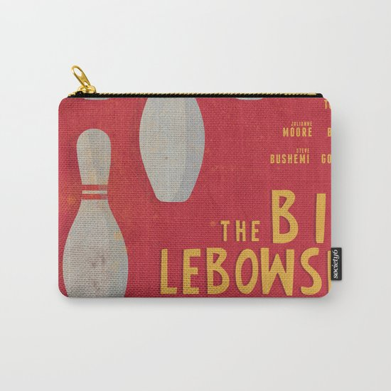 The Big Lebowski - Movie Poster Carry-All Pouch