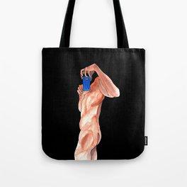 Manda Nudes? Tote Bag