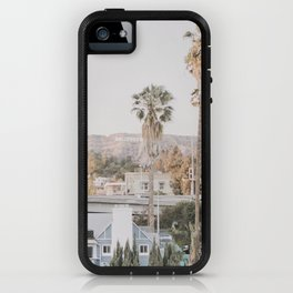 Hollywood California iPhone Case