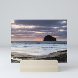 Really Rugged Coast II Mini Art Print