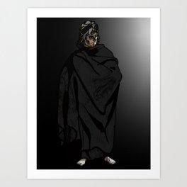 The Poet Vergil Art Print