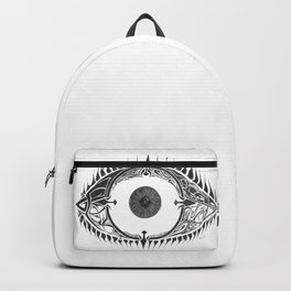 Tribal Eye Backpack