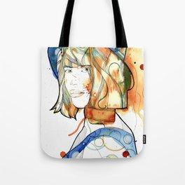Portraits, Ann. Tote Bag
