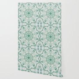 Evergreen Ice Wallpaper